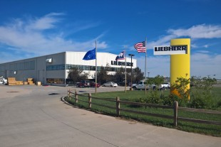 Liebherr USA, Co. – Gillette location