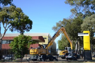 The head office of Liebherr-Australia Pty. Ltd. is in Adelaide.