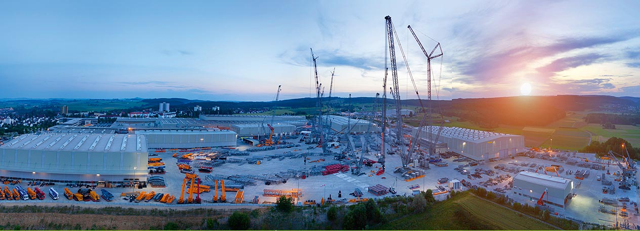 Ehingen Germany  City new picture : High tech for the global market: In Ehingen Liebherr manufactures high ...