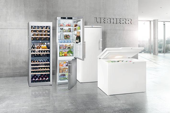 Domestic Appliances Division Liebherr