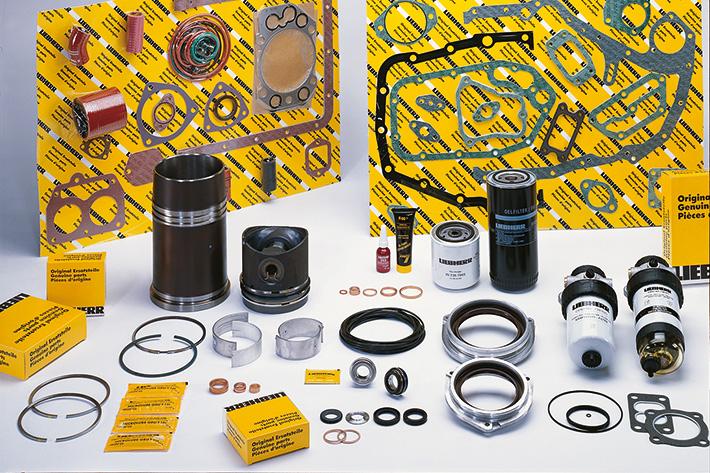 Genuine Parts from Liebherr - Liebherr