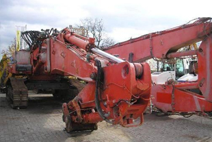 Used machines - Liebherr