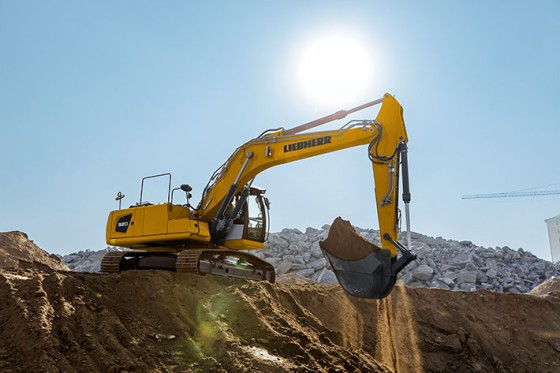 The Liebherr crawler excavators are designed specifically to meet the requirements of less regulated markets such as Russia, India, China, South-East Asia or South Africa.