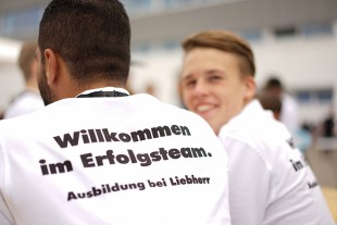 The organizers, participants, and spectators all agreed: The Liebherr Race was a complete success.