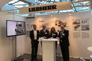 Liebherr presents new trends regarding the automation of motion sequences in mobile machinery