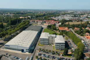 Liebherr-Aerospace Toulouse SAS, center of competence for air management systems - © Liebherr