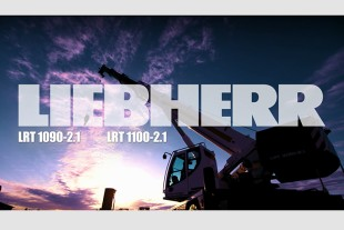 Liebherr USA, Co. releases new rough terrain cranes video for the USA market.