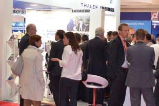 As in the past years, Liebherr-Aerospace expects a lot of visitors at MRO Europe.