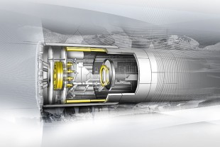 Liebherr components for tunnel boring machines: With application experience gained in recent years, Liebherr is selectively expanding the product portfolio with the new component series.