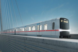 The Liebherr air conditioning units ensure comfortable travel on Vienna's X-type trains. - © Siemens