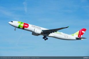 The A330neo flies with Liebherr technology on board.