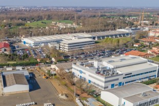 Liebherr-Aerospace Toulouse SAS, Liebherr's center of competence for air management systems - © Liebherr