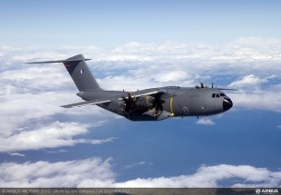 Liebherr-Aerospace supplies the A400M with a wide range of flight-critical systems and components.