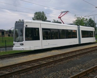 Liebherr supplies HVAC systems for the Flexity Classic 6NGTW by Bombardier