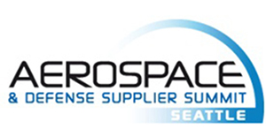 "Liebherr-Aerospace participates in the ""Aerospace & Defense Supplier Summit Seattle 2014""."