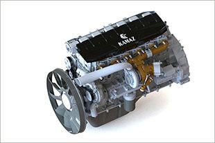Liebherr takes on the development of engines for KAMAZ - Liebherr