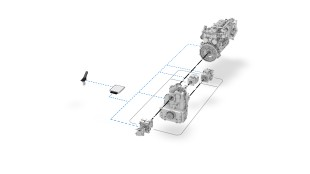 System overview of the Liebherr power-split gearbox for mobile working machines with high demands with respect to dynamics