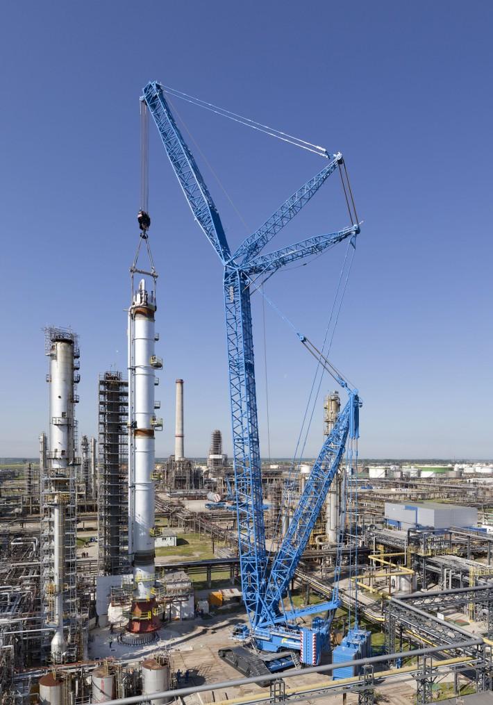 lego mobile tower crane instructions