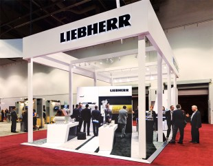 Liebherr-Aerospace participates at the NBAA 2014.