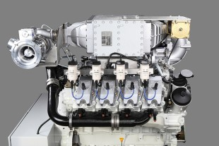 Completely equipped gas engines from Liebherr comprise a fully operational engine including sensors, ignition system, knock control as well as safety functions and engine management system.