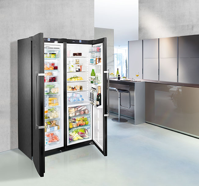 Liebherr Domestic Appliances At The Living Kitchen 2015