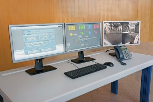 User-friendly work station Litronic MPS III
