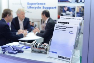 Liebherr-Aerospace will present itself at MRO Russia & CIS 2015 in Moscow