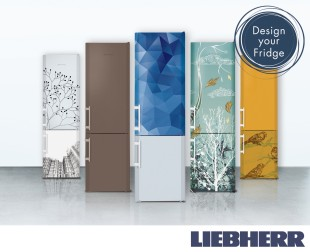 "Liebherr's domestic appliances division is looking forward to seeing creative fridge designs from the ""Design your Fridge"" competition."