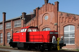 Three-axle H3 hybrid shunting locomotive by Alstom (copyright Alstom)