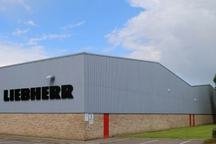 Liebherr-Transportation Systems' maintenance workshop in London Gatwick