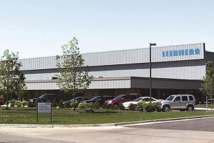 Liebherr Aerospace Saline, Inc. in Saline, Michigan (USA)