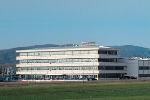 Liebherr-Transportation Systems GmbH & Co KG in Korneuburg (Austria)