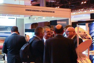 Liebherr-Aerospace is again expecting many visitors on its stand at MRO Europe 2015