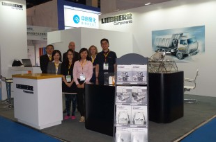 For the first time, Liebherr-Components ist presenting common rail fuel injection systems at the Engine China show.
