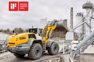 Intelligent and functional design: XPower® wheel loaders receive iF Design Award 2016.