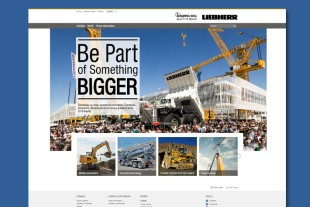 Information on the Liebherr trade fair appearance at Bauma 2016 is available at www.liebherr-bauma.com
