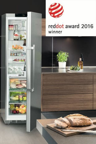 "16 refrigeration and freezing devices from the BluPerformance equipment generation were distinguished with the ""Red Dot"" award by the international Red Dot jury for high design quality."
