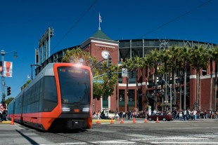 New Light Rail Vehicle in San Francisco, California (USA) – © Siemens