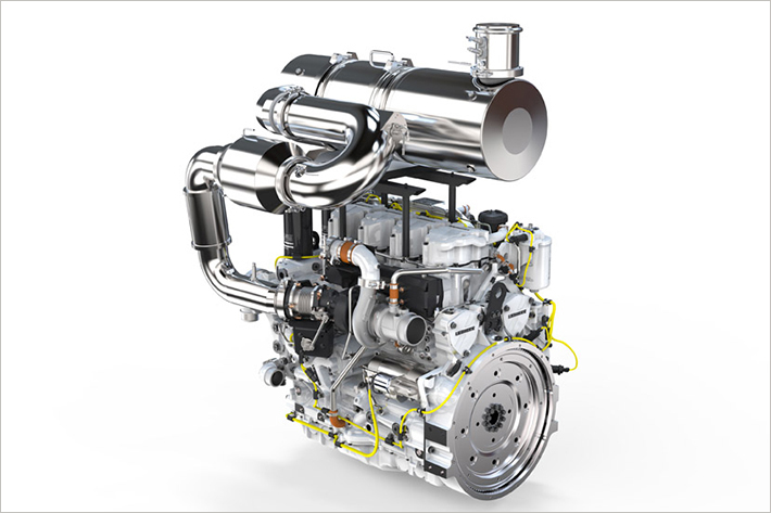 New diesel and gas engine concepts by liebherr liebherr for Diesel motor oil in gas engine