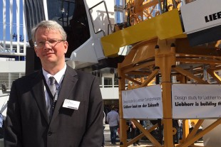 Liebherr and Bigge Crane & Rigging celebrate the crane rental company's 100th birthday
