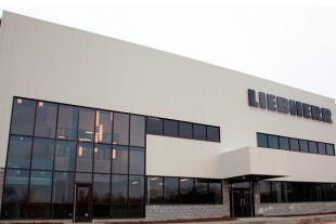 The new facility of Liebherr-Aerospace Saline, Inc., Saline, Michigan (USA)