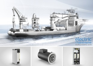 Components by Liebherr for maritime applications