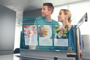 The new generation of the SmartDeviceBox allows the customer to digitally interact with their Liebherr refrigerator and opens up new dimensions in food and groceries management.