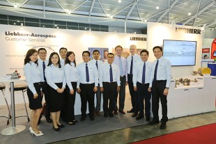 The Liebherr-Aerospace Team is looking forward to MRO Asia-Pacific 2016