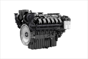 Powerful new G-Drive diesel engine range co-developed by Kohler and Liebherr