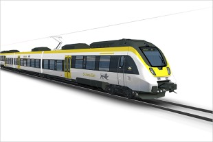 Air conditioning systems made by Liebherr will be used in Talent 2 EMU cars - © Bombardier