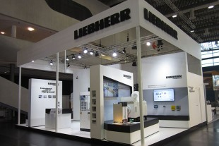 Liebherr Components exhibits again at SPS IPC Drives in Nuremberg