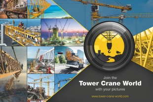 Share your everyday crane experiences with the new Liebherr Tower Crane World.
