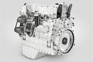The new D976 is a 6-cylinder in-line engine with a displacement of 18 litres.