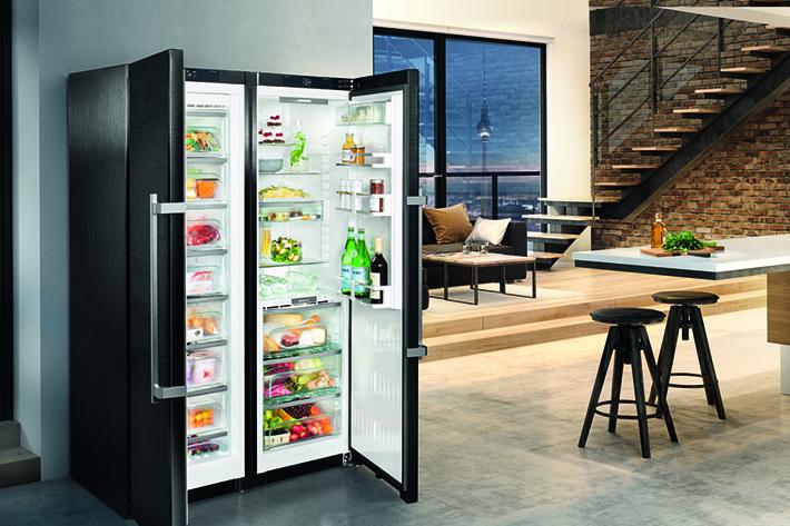 Side By Side Einbau Kühlschrank Liebherr : Side by side kühlschrank liebherr test: liebherr k hl